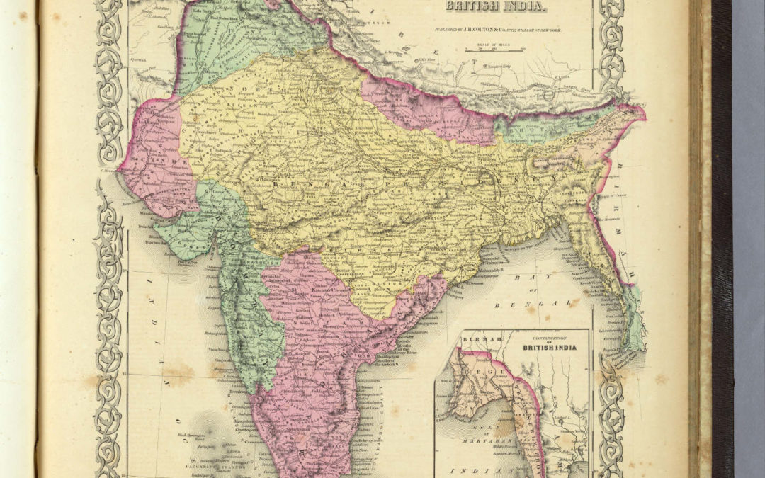 Meerut India Map.Meerut 1857 Writing About Writing