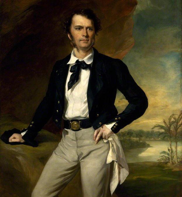 James Brooke – the first White Rajah of Sarawak