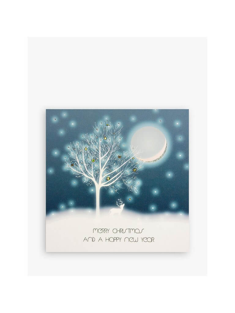 John Lewis Christmas card £4.95