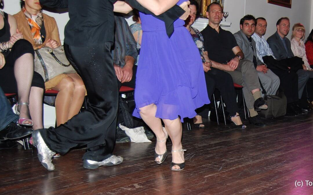 Bonus post: how to persuade someone to dance with you without saying a word.