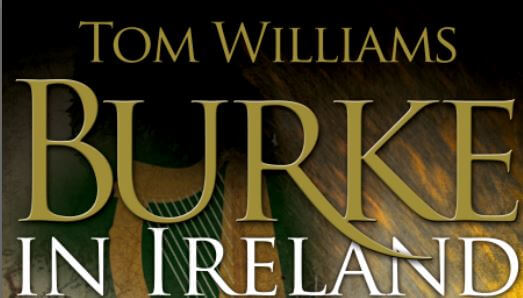 Burke in Ireland cover reveal