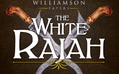 'The White Rajah': one week to go